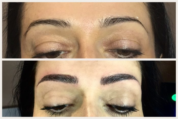 Microblading Customer reviews - Chelmsford Essex