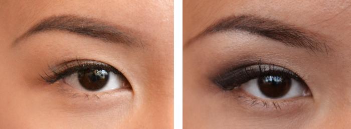 monolid eyeliner