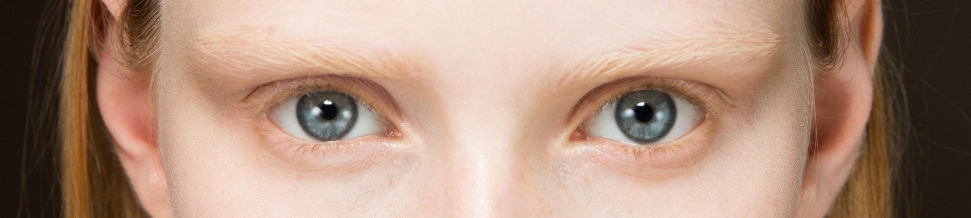 deep set eye shape