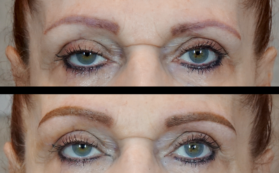 permanent brows braintree